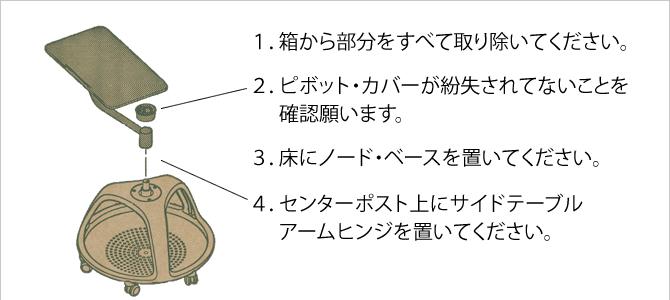 組立手順書1